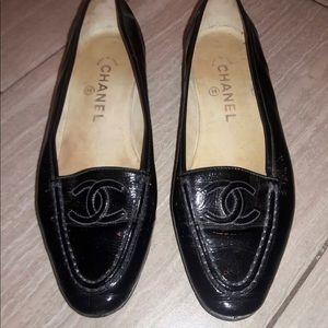 Chanel Vintage Loafers